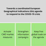 thumb Towards a coordinated European GIs agenda to respond to the COVID 19 crisis